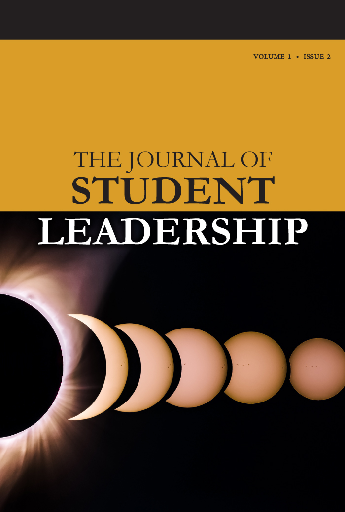 The Journal of Student Leadership