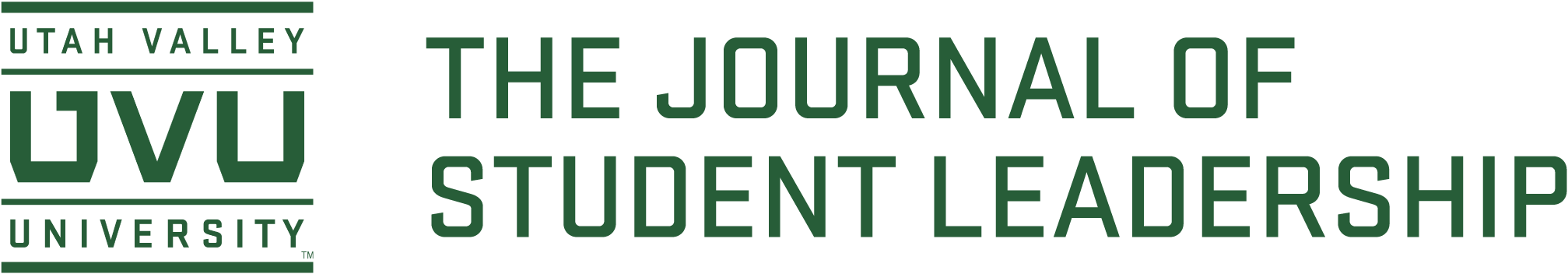 Journal of Student Leadership