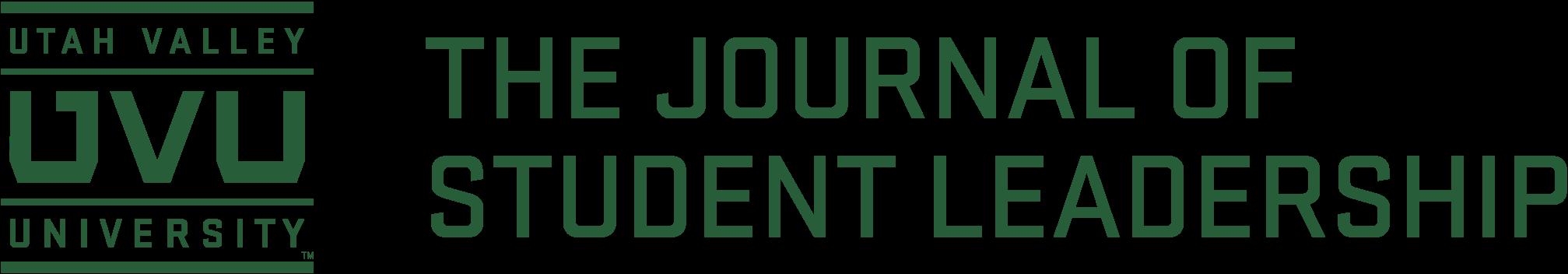 Journal of Student Leadership